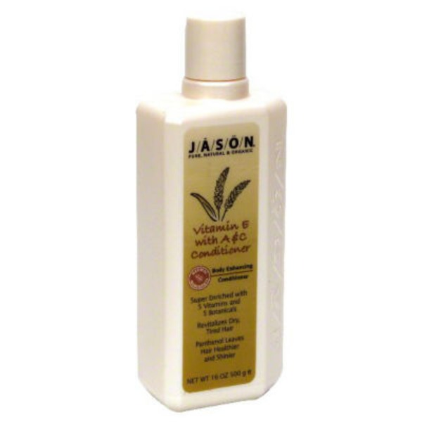 Jason Body Enhancing Conditioner, Vitamin E with A & C