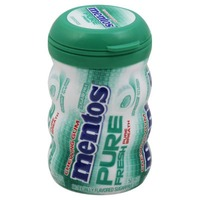Mentos Pure Fresh Spearmint Sugar Free Chewing Gum - 50 CT