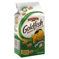 Pepperidge Farm Goldfish Goldfish Parmesan Baked Snack Crackers