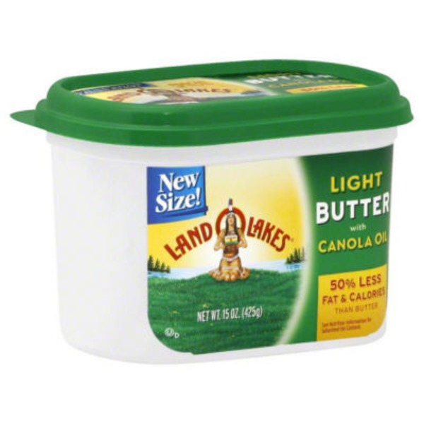 Land O Lakes® Spreadable Light W/Canola Oil Butter