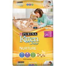 Purina Kitten Chow Dry Cat Food Nurture