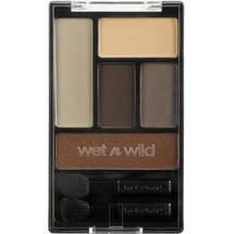 Wet N Wild Color Icon Eyeshadow Palette 395A The Naked Truth