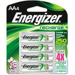 Energizer AA Rechargable Batteries