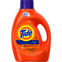 Tide 2x Ultra High Efficiency Detergent Original Scent