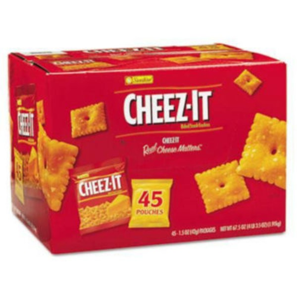 Sunshine Cheez-It Baked Snack Crackers