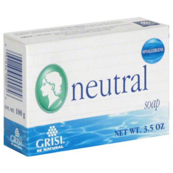 Grisi Neutro Natural Soap