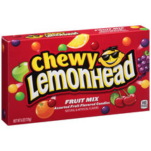 Chewy Lemonhead & Friends Assorted Flavors Fruit Candy