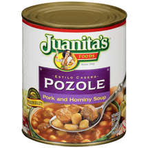 Juanita's Pork And Hominy Soup P ozole