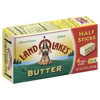 Land O Lakes® Sweet Cream Salted Half Sticks Butter