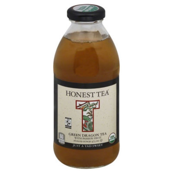 Honest Tea Green Dragon with Passion Fruit Tea