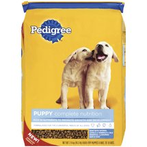 Pedigree Complete Nutrition Puppy-Sized Crunchy Bites