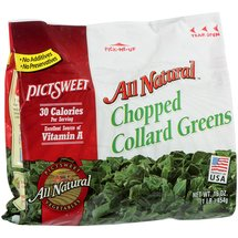 Pictsweet Chopped Collard Greens