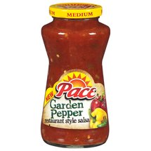 Pace Garden Pepper Restaurant Style Medium Salsa
