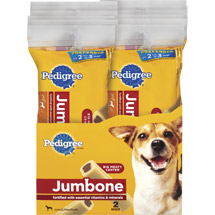 Pedigree Jumbone For Small & Medium Dogs Bones