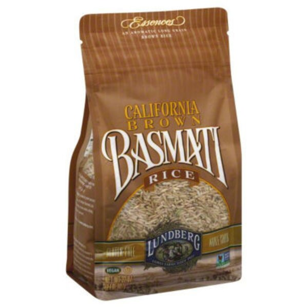Lundberg Family Farms EF California Brown Basmati Brown Rice
