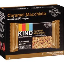 Kind Healthy Grains Caramel Macchiato Granola Bars