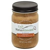 NaturAlmond Original Almond Butter