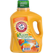 Arm & Hammer Clean Sensations Sun-Kissed Flowers Detergent