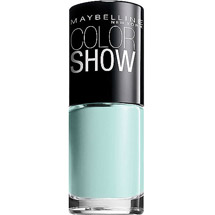 Maybelline Color Show Nail Polish Green with Envy