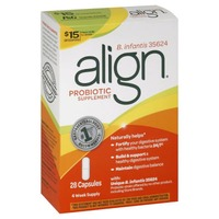 Align Bifantis Align Probiotic Supplement 28 count Probiotics Supplement