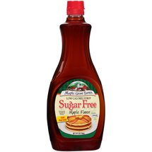 Maple Grove Farms Sugar Free Low Calorie Maple Flavor Syrup