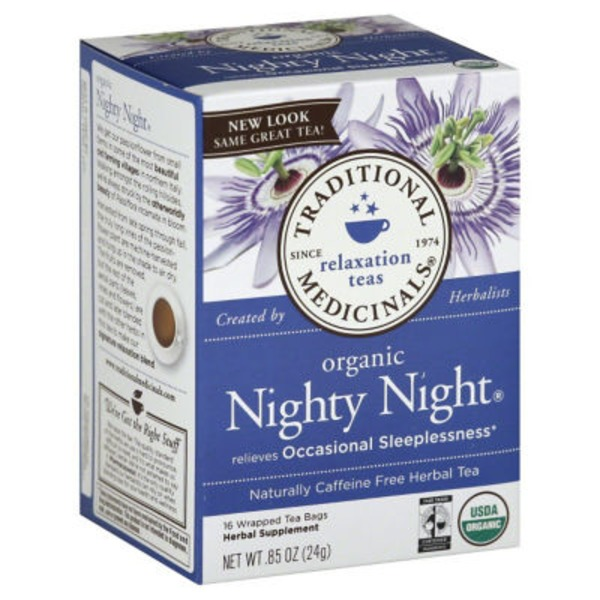 Traditional Medicinals Nighty Night Tea Bags