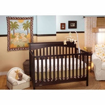 Disney Baby Bedding Lion King Jungle Fun 3-Piece Crib Bedding Set