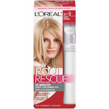 L'Oreal Root Rescue Root Coloring Kit 9 Light Blonde