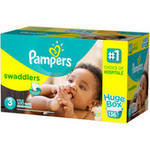 Pampers Swaddlers Diapers Huge Box Size 3