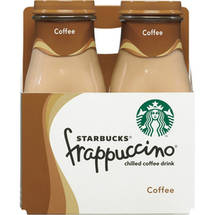 Starbucks Coffee Frappuccino Coffee Drink 4 Ct/38 Fl Oz