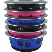 Pet Zone Stainless Steel Medium Bowl