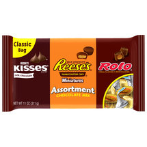 Kisses/Reese's/Rolo® Chocolate Mix Candy Assortment