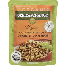 Seeds of Change Quinoa & Whole Grain Brown Rice with Garlic