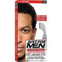 Just for Men AutoStop Haircolor Application Kit A-60 Jet Black