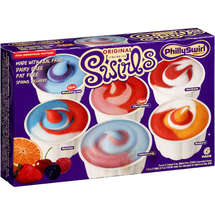 Phillyswirl Original Italian Ice Swirls