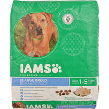 Iams ProActive Health Adult Large Breed Premium Dry Dog Food