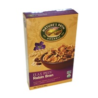 Nature's Path Organic Flax Plus Raisin Bran Cereal