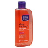 Clean & Clear® Deep Cleaning Astringent Oil-Fighting Astringents