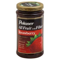 Polaner All Fruit Strawberry Fruit Spread