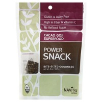 Navitas Naturals Power Snack, Cacao Goji Superfood