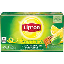 Lipton Green Tea Honey Lemon Tea Bags