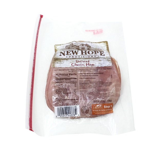 New Hope Provisions Ham, Classic, Uncured