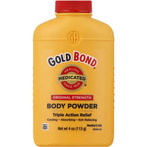 Gold Bond Original Strength Body Powder