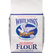 La Paloma White Wings All-Purpose Enriched-Bleached Flour