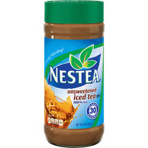 Nestea 100% Unsweetened Iced Tea Mix
