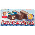 Little Debbie Swiss Cake Rolls America's Original 12 Ct Snacks