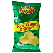 Magic Sour Cream & Onion Potato Chips