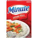 Minute Instant Enriched Long Grain White Rice