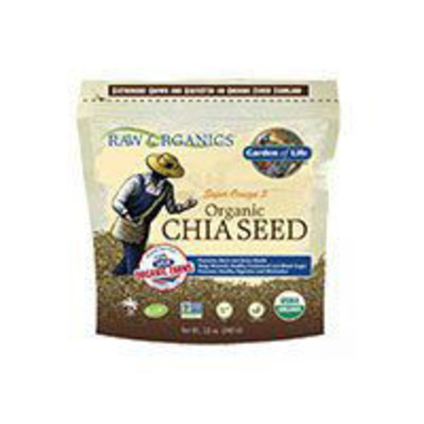 Garden of Life Raw Organic Chia Seeds