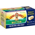 Land O' Lakes Sweet Cream Butter with Olive Oil & Sea Salt